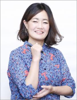 演技講師・脚本 三名 刺繍(みな ししゅう)